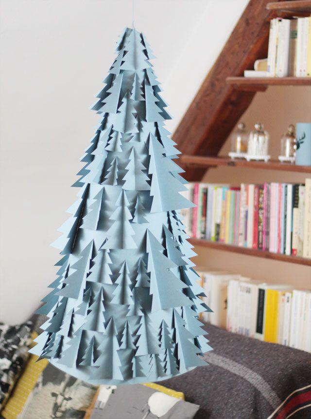 EllyBeth: Le sapin de Noël   Jour 6 du calendrier de l'avent...
