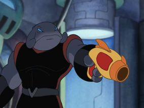 Captain Gantu in Lilo & Stitch