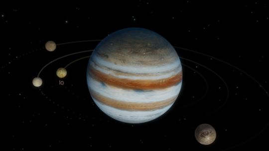 Star Walk Blog - Jupiter is the very bright white object low in the southwestern evening sky for two hours after sunset. It sets about 9:45 pm local time. A small telescope will show the planet's brown belts and four Galilean moons, but they'll be blurred due to all the extra air you're looking through. http://ift.tt/2wGpLhe