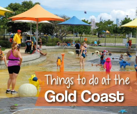 6 cool things to do at the Gold Coast, Australia. Great family activities - theme parks plus other activities you probably haven't thought of! #travel #Queensland #Australia