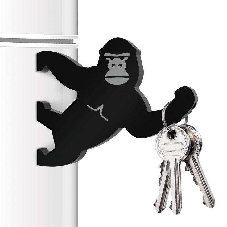 Wieszak na klucze, otwieracz do butelek Key kong - UCIESZY.PL