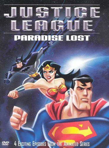 Justice League: Paradise Lost [DVD]