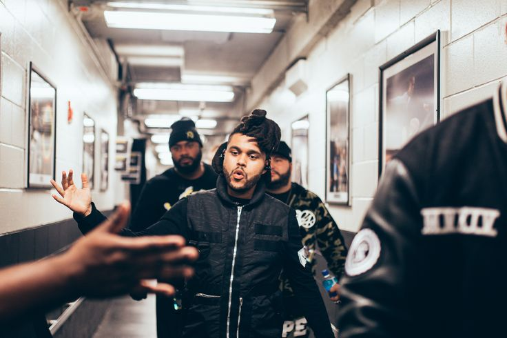 Go Behind The Scenes Of The Madness Tour With One Of The Weeknd's Go-To Photographers