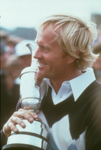 Jack Nicklaus 1978 British Open. #golf #jacknicklaus #britishopen