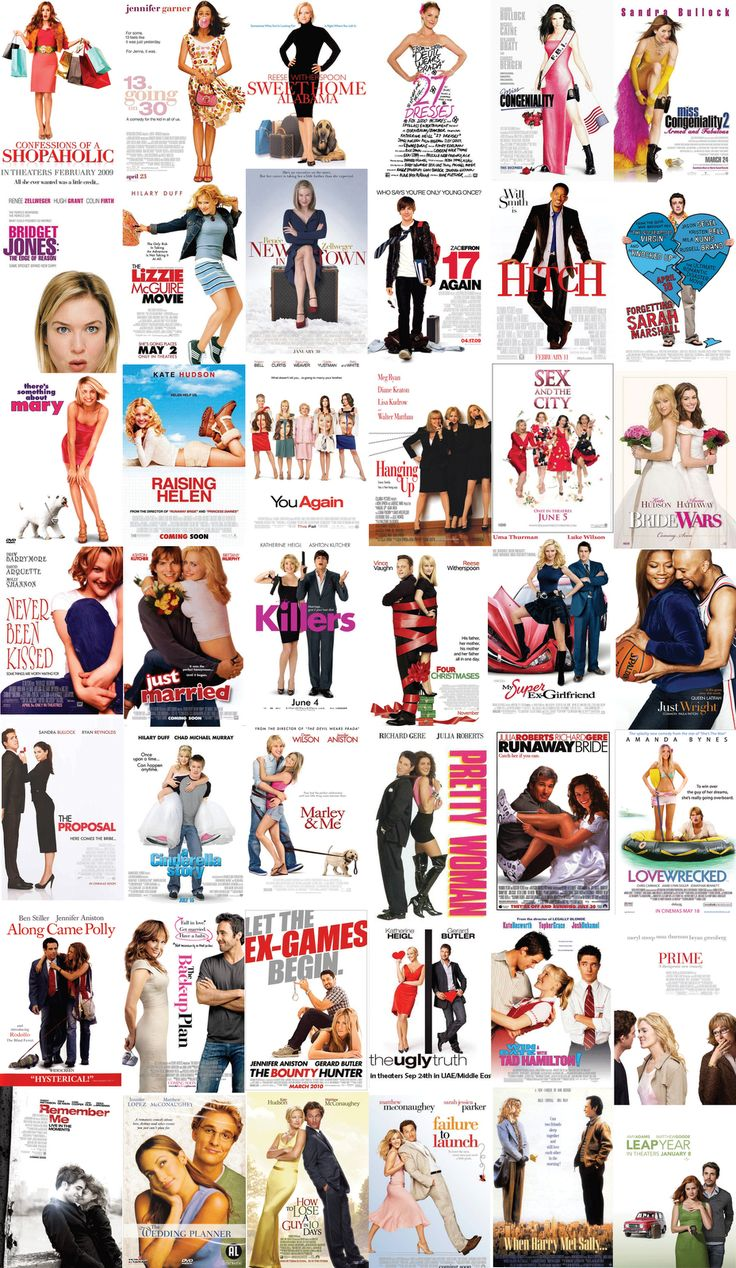 Must see Chick Flicks part 1. omg, i've seen almost all of these