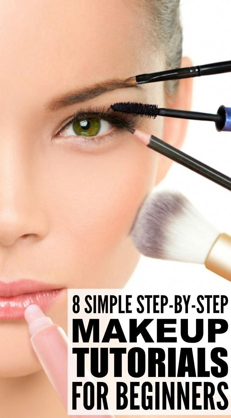 If you're looking for the best step-by-step makeup tutorial for beginners to teach you the basics of applying foundation, concealer, eyeshadow, eyeliner, ...