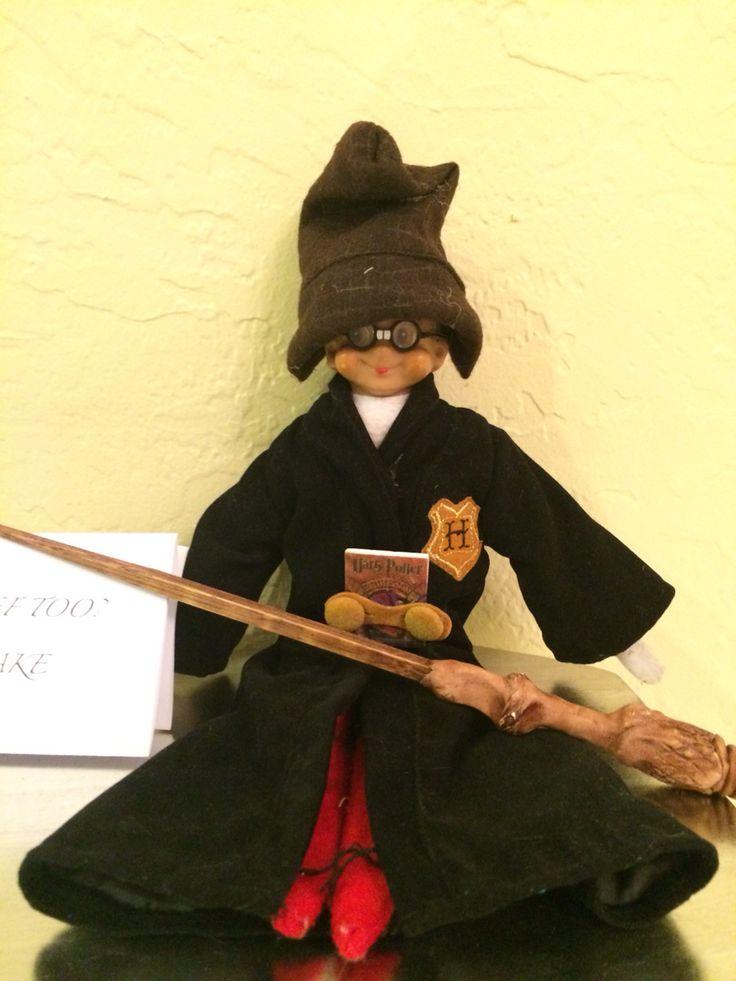 8 Best Harry Potter Elf Images On Pinterest Christmas