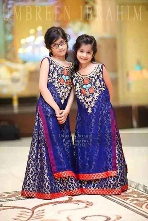 pakistani dress for child... RS,2000