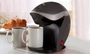 Groupon - Cooks Professional Filter Coffee Machine Plus Two Ceramic Mugs for £13.99 (80% Off) in [missing {{location}} value]. Groupon deal price: £13.99