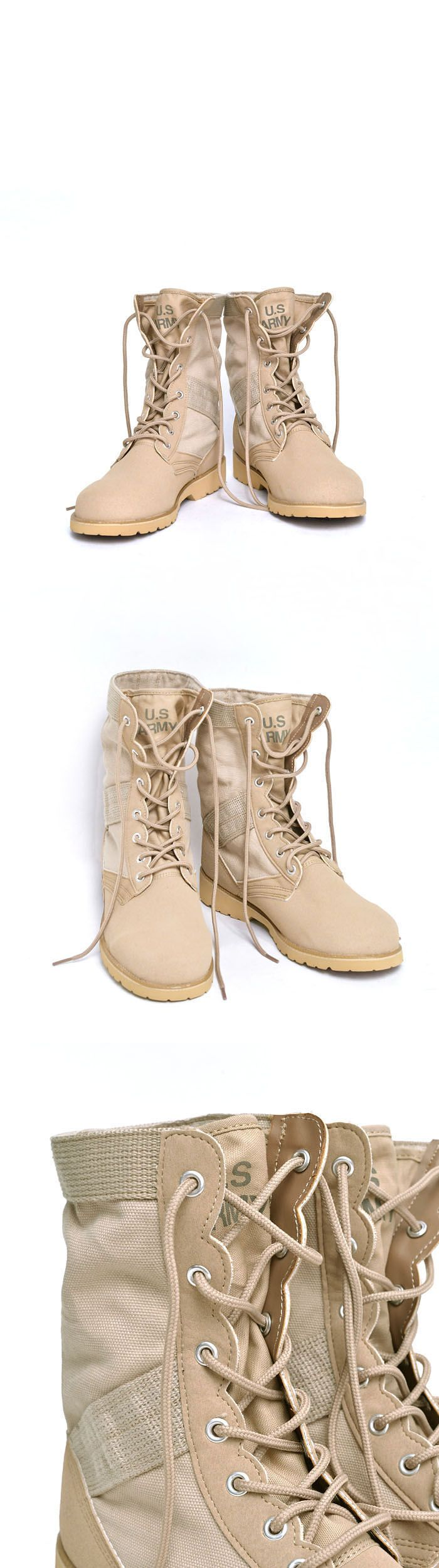 Shoes :: US Army Print Desert Boots-Shoes 484 - GUYLOOK Men's Trendy Fashion Clothing Online