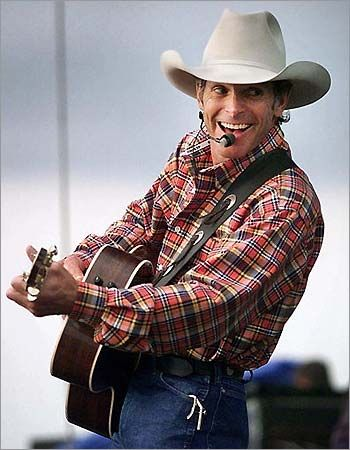 Chris LeDoux I must have seen him at least 4 or 5 times. Would go every time he came close!