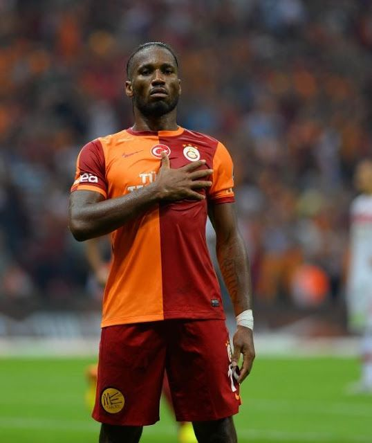 Tarihte Bugün, Hatta Tarihin Ta Kendisi.. Didier Drogba Galatasaray'da