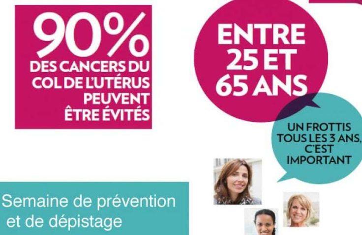 10ème mobilisation de lutte contre le cancer du col de l'utérus