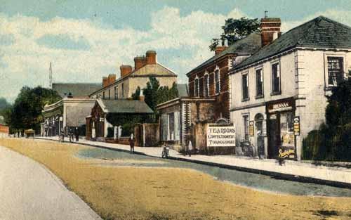 Main Street. Dundrum, Co Dublin