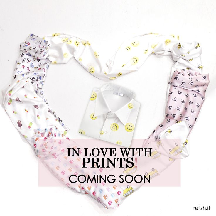 In love with prints!