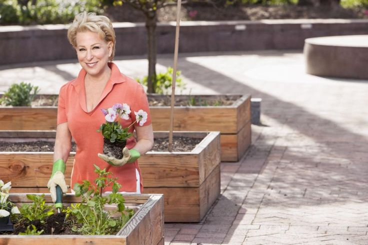 """The Divine Miss M,"" singer Bette Midler, will be on hand Thursday for the ribbon-cutting ceremony of the recently renovated community garden in Mott Haven, one of dozens of sites that the three-time Grammy Award winner's nonprofit organization, the New York Restoration Project, oversees across the city."