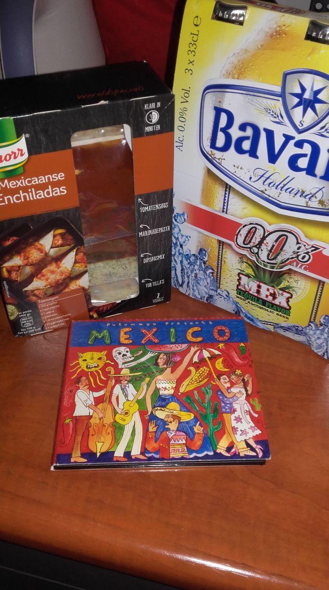 Dankzij Scoupy kocht ik Mexicaanse Enchiladas van Knorr voor 1 euro (normaal 3,19). Daar kon ik mij geen buil aan vallen, want de voorloper het Knorr Wereldgerecht Mexicaanse Enchiladas lusten wij …