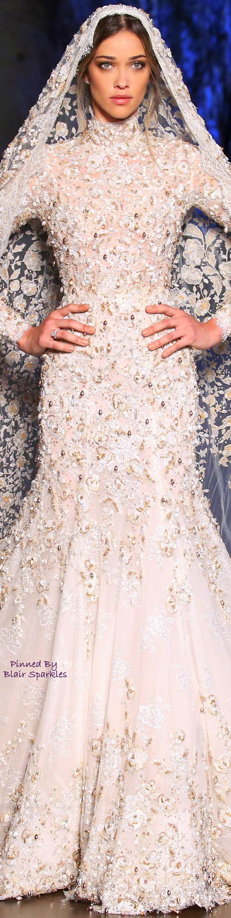 FALL COUTURE 2015 RALPH & RUSSO ♕♚εїз | BLAIR SPARKLES |