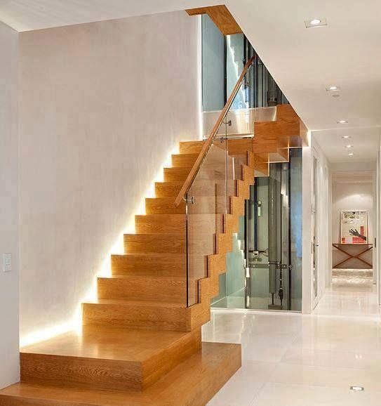 Einfach Nur Chic! Wundervolle Idee Für Das #Treppenhaus Mehr Zum Thema: