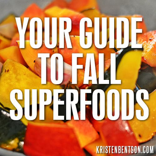 Grab Your Guide to the Top 5 Fall Superfoods http://bit.ly/13NRhUu (eating fabulous seasonal foods just got easier;)