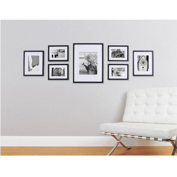 7 Piece Wall Picture Frame Set                                                                                                                                                                                 More