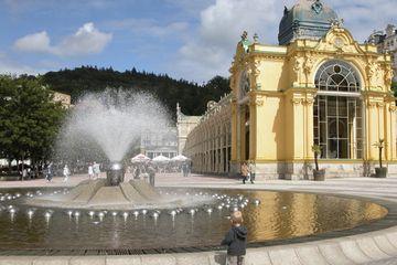 Les stations thermales de Karlovy Vary et Marianske Lazne au départ de Prague, Prague. Réserver Les stations thermales de Karlovy Vary et Marianske Lazne au départ de Prague à/en Prague à partir de Prague, République tchèque