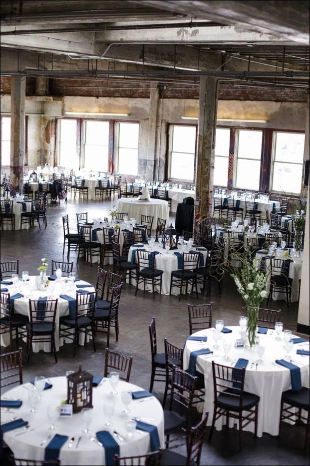 Historic Firestone Building. Kansas City MO. reception venue. Industrial.