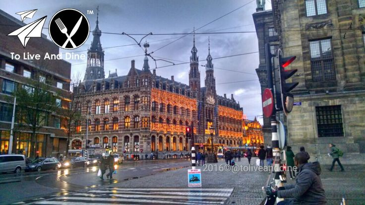 Got The Green Light at De Wallen Red Light District #ToLiveAndDine #Foodie #Comedy #Travel #Wanderlust