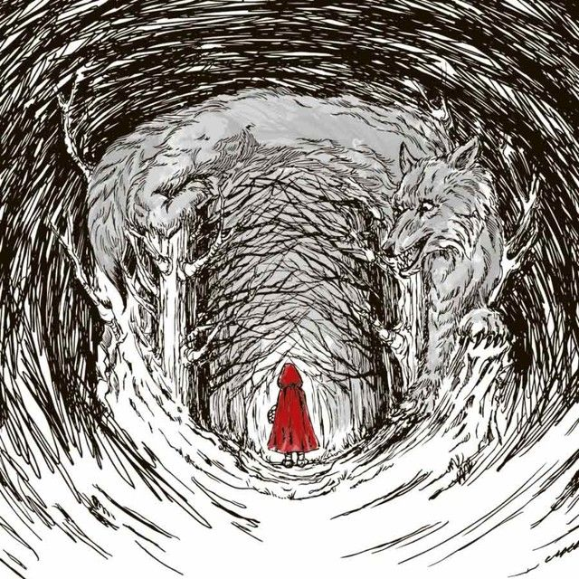 Red Riding Hood By Shanty Shawn
