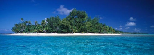 Pink Sand Island - Tikehau.  Yes, its really pink!