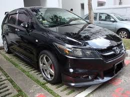 Honda stream RSZ - Santa Claus I want this for xmas.. Get to it