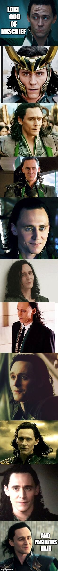 """I hope we never hear Loki say that he deserved all the abuse done to him although, he did deserve consequences for murdering folks as anyone would even though he was under Thanos' influence. Loki does NOT deserve abuse. It would be like an abused woman who gets battered by her abusive husband that confesses, """"It's my fault..I MADE him beat me..I deserved it!"""" It's always the furthest from the truth, but here's the kicker...it comes from a place of trauma and self-hate. Loki's there."""