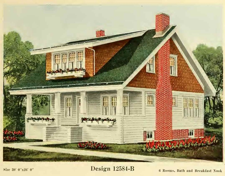 1000 images about house exteriors early 1900s on for 1920 bungalow house plans