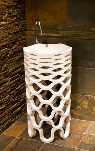 Washbasin (Acrylic Solid Surface)