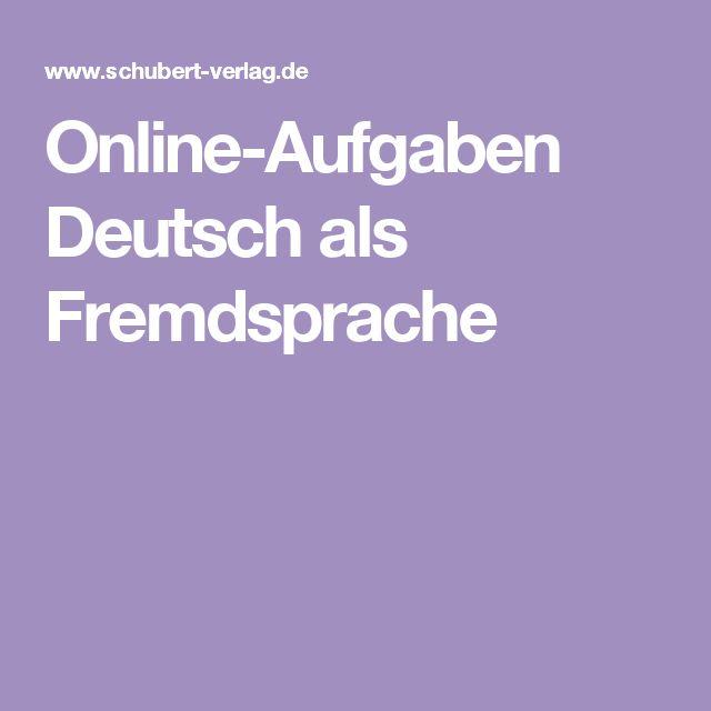 best 20 deutsch als fremdsprache 252bungen ideas on