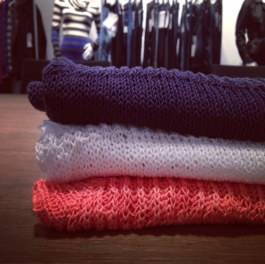 #bright and #cozy knits to warm up your #Monday! #FoxyJeans
