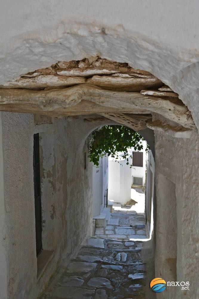 Stegasto (covered alleay) at Apeiranthos, Naxos: http://tinyurl.com/oexf3zv