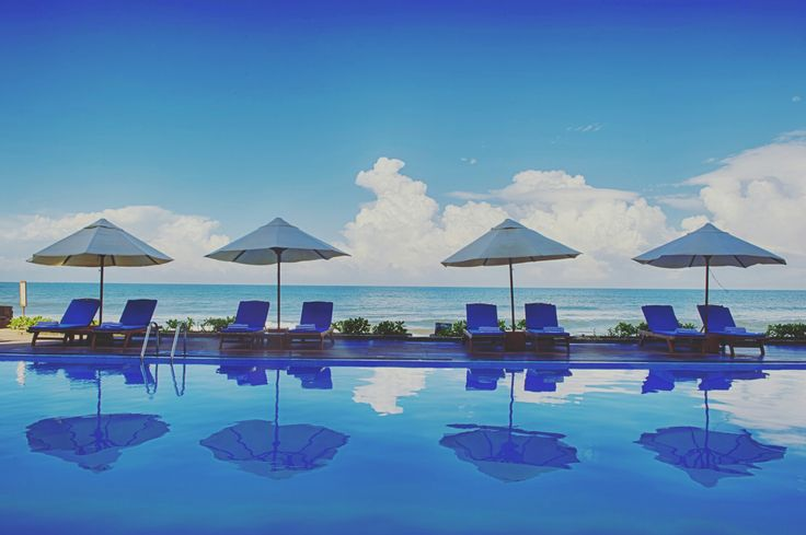 Did you know that #Gallefacehotel has the only known salt water pool in #Colombo ?