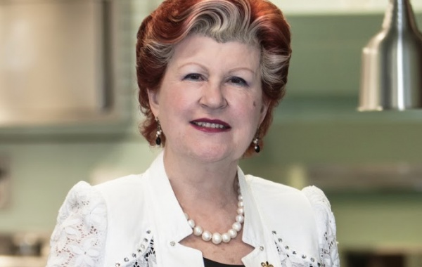 Enoteca Pinchiorri's first 40 years with Annie Feolde, cooking for wine...