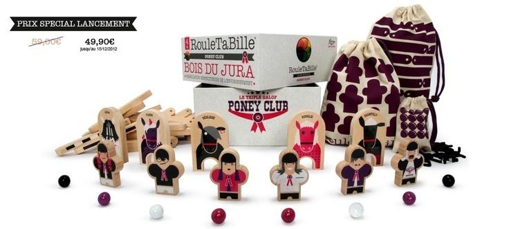 RouleTaBille PONEY CLUB
