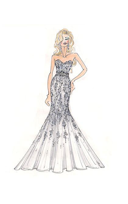 24 best wedding dress guide images on Pinterest | Short ...