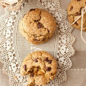 I Quit Sugar - Choc Chip Chia Cookies