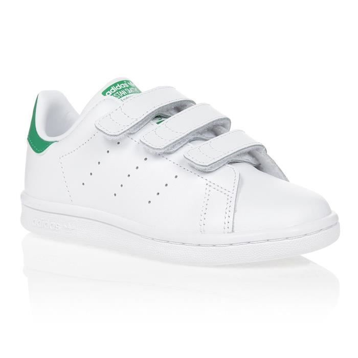 adidas stan smith vert enfant
