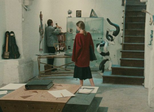 FOUR ADVENTURES OF REINETTE AND MIRABELLE (Éric Rohmer, 1987)