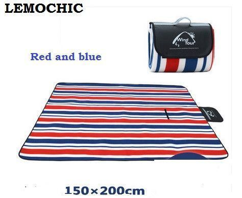 barbecue camping equipment matelas tourist tent High quality sleeping picnic blanket beach mat yoga pad No inflation #CampingTents101