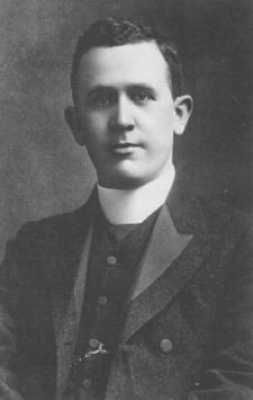 The Reverend J. Stuart Holden was the vicar of St. Paul's Church, London. He had made plans to depart for America aboard Titanic to speak at the Christian Conservation Congress (a six-day convention opening at Carnegie Hall on April 20). However, like Henry Clay Frick, his plans were interrupted by his wife's sudden illness.