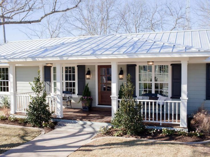 Best 25 Metal Roof Houses Ideas On Pinterest