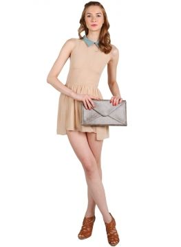 Cantalope 01 clutch bag #clutchbag #taspesta #handbag #fauxleather #kulit #envelope #amplop #fashionable #simple #elegant #stylish #colors #lightgrey Kindly visit our website : www.zorrashop.com