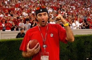 Bubba Watson....a Dawg...playing in the Masters..wish him well