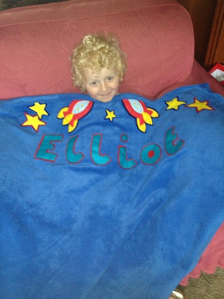 Made for Elliot! Xx